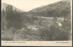 1900's TURKEY AEGEAN REGION IZMIR SMYRNA MENDERES VALLEY PPC
