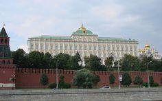 Kremlin Russian Presidental palace