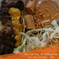 Located in the Hintonburg area of Ottawa and near Westboro in Ottawa's west end, the newly refurbished Pho Van Van is one of Ottawa's finest Vietnamese Restaurants. In Wellington West, Ottawa. Vietnamese Restaurants, Ottawa, Pho, Beef, Chicken, Meat, Steak, Cubs