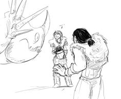 Astrid being weirded out XD X'D :D :'D :) :') I give good credit to whoever made this I found this in faragonart.tumblr.com