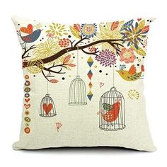 Lovely Beautiful Designed Decorative Throw Pillow Covers 24 Designs-Loluxe