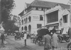 Kantor ANIEM di Gemblongan tahun 1915