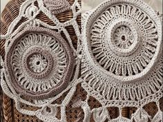 TRICO y CROCHET-madona-mía: Afghan, Vogue Knitting Crochet 2012