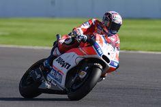 Blog Esportivo do Suíço:  Márquez abandona, Dovizioso vence em Silverstone e assume liderança