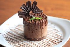 Hazelnut Chocolate #Mousse | #Chocolate #Desserts You Must Indulge In, In Mumbai | Burrp Diaries
