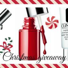 Νεος διαγωνισμος με υπεροχα δωρακια Clinique!!Go check new blog! Link in bio :-) #bbloggers #prettylittlethings #cliniquegreece #giveaway #makeup #christmas #instabeauty #instacontest