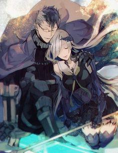 Fate - Sigurd, Brynhildr