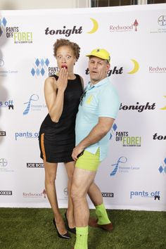 Stacey McKenzie. Photo Credit- HollyThomas Prostate Cancer, Photo Credit, Pants, Trouser Pants, Women's Pants, Women Pants, Trousers