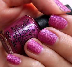 OPI Samba-dy Loves Purple | via Makeup and Beauty Blog