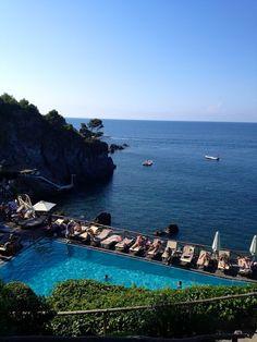 Mezzatorre Resort & Spa.  Ischia, Italy.
