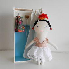 doll in the bath / Břichopas toys