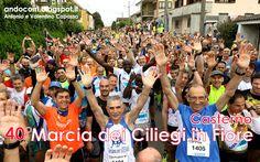 AndòCorri: 17 aprile 2017, Casterno (MI) - Marcia dei Ciliegi...