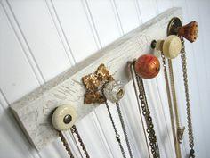 Regal Wall Mounted Jewelry Display