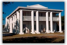 Gamble Plantation in Ellenton, FL built 1850