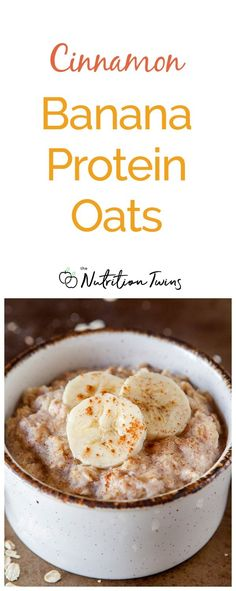 Did someone say Cinnamon Banana Belly Fat Burning Oatmeal? Who doesn't love to wake up to a creamy comfort food that's deliciously satisfying… Breakfast Smoothies For Weight Loss, Protein Breakfast, Avocado Breakfast, Diet Breakfast, Breakfast Casserole, Breakfast Recipes, Granola, Healthy Snacks, Healthy Recipes