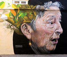 Sabotaje al Montaje street art #streetart
