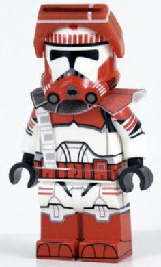 Lego Custom Clones, Lego Clones, Star Wars Clone Wars, Lego Star Wars, Custom Lego Clone Troopers, Guerra Dos Clones, Lego Soldiers, Star Wars Characters, Disney Characters