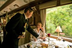 The food and service onboard are fantastic. The rear open air observation car is an exceptional experience. The trip comes with a guided tour of Machu Picchu in Spanish or English.  the onboard musicians and dinner service make it worthwhile. Pisco sours and other drinks are included.