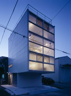 11 Boxes / Keiji Ashizawa Design | ArchDaily