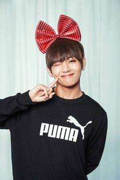 #v #taehyung #bts #puma