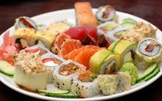 YuMe Sushi Bar in Parkhurst, Johannesburg. Known for Fusion of Sushi and Dim Sum Dim Sum, Cobb Salad, Goodies, Japanese, Treats, Cooking, Ethnic Recipes, Desserts, Sushi Food