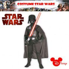 Costumatie baieti Darth Vader Star Wars.