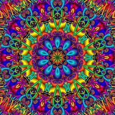 Fractal Kaleidoscope