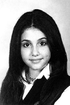 Celebrity yearbook photos to prepare you for picture day—Ariana Grande