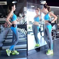 B.BANG Women Yoga Pants Sport Fitness Running Sportswear Tights Quick Drying Compression Trousers Gym Slim Legging => Save up to 60% and Free Shipping => Order Now! #fashion #product #Bags #diy #homemade