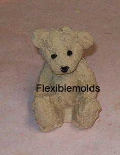 Cute little teddy bear soap!