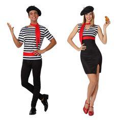 Costumes pour couples Français #déguisementscouples