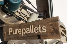 Pallet upcycling by Purepallets at Decoporium