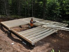 Tifany Blog: Best How to build a shed floor on piers