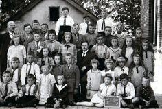 Chr. school koudum 1928