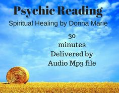 Psychic Reading 30mins. Channeled through by PsychicTwinFeatherz