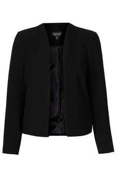 Crop Pocket Jacket - Jackets & Coats - Clothing