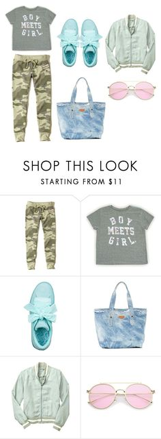"""""""park"""" by explorer-14063620727 ❤ liked on Polyvore featuring Hollister Co., Aimee Kestenberg and Gap"""