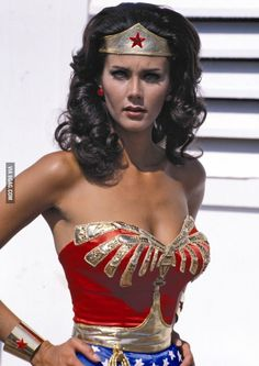 To me, Lynda Carter is the only Wonder Woman.