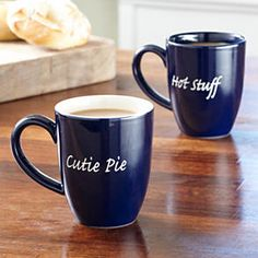 Personalized coffee mugs with nicknames