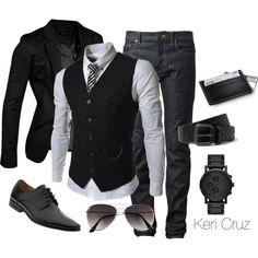 """Sharp & Classy"" by keri-cruz on Polyvore"