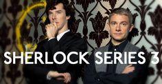 sherlock series 3 (eventually) can't wait!!