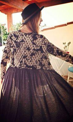 """""""Gemini"""" manteau by #nidodileda clothing"""
