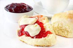 Delicious Jam and Cream Scone Recipe