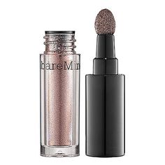 """Bare Minerals High Shine Eye Color: This formula is perfect for women over 50. It's smooth and creamy, so it doesn't cake into wrinkles. We also love the extra """"pop"""" of color it gives your eyes."""