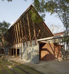 Galeria de Jetavana / Sameep Padora & Associates - 3                                                                                                                                                                                 Mais