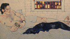 Portrait of the Artist as an Old Man: Hope Gangloff takes off