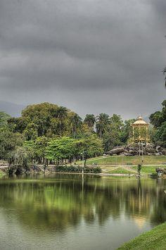 Quinta da Boa Vista, Rio de Janeiro, Brasil.  Photo: Blad M via flickr