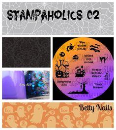 Betty Nails: Polish Alcoholic Swatches - Short Nails Series