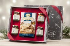 Italian Dinner Gift Set. Great for friends and family who love Italian food! $24.99