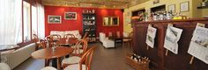 Interior Al Cafetero